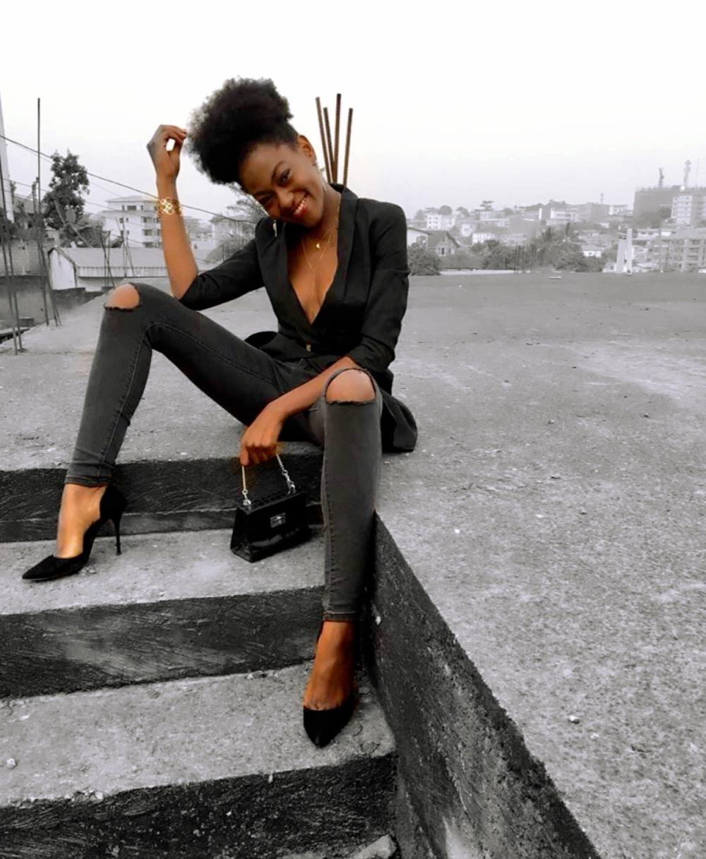 black blazer-Missjemenfoue1
